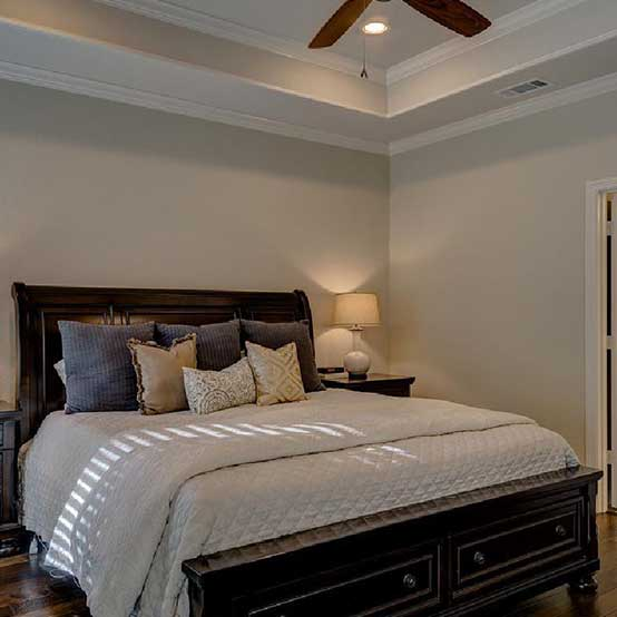 Arrange-bedroom