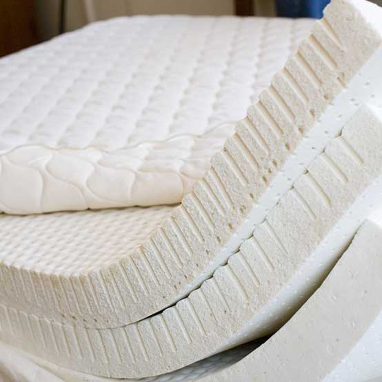 Latex-mattress